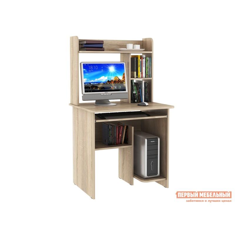 Компьютерный стол  Стол компьютерный Иртыш Дуб сонома