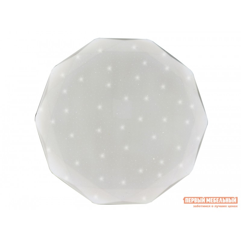 Люстра  LED LAMPS 81082 Белый, металл / Белый, пластик