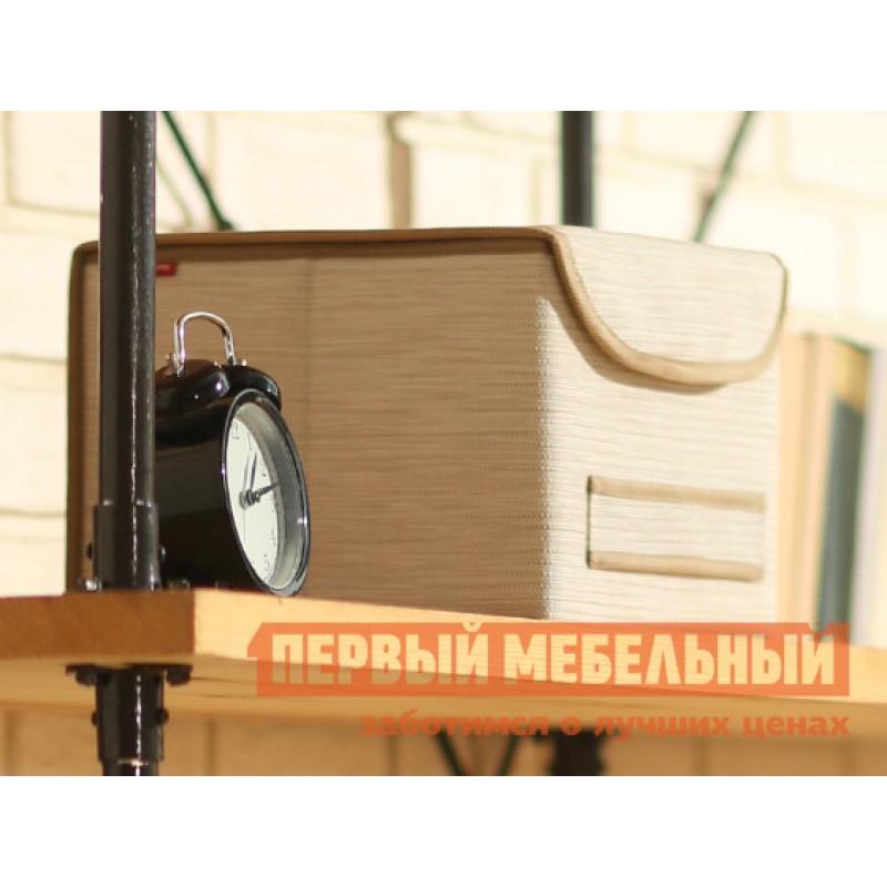 Кофр  Коробка для хранения с крышкой 25х27х20см Белый (фото 3)