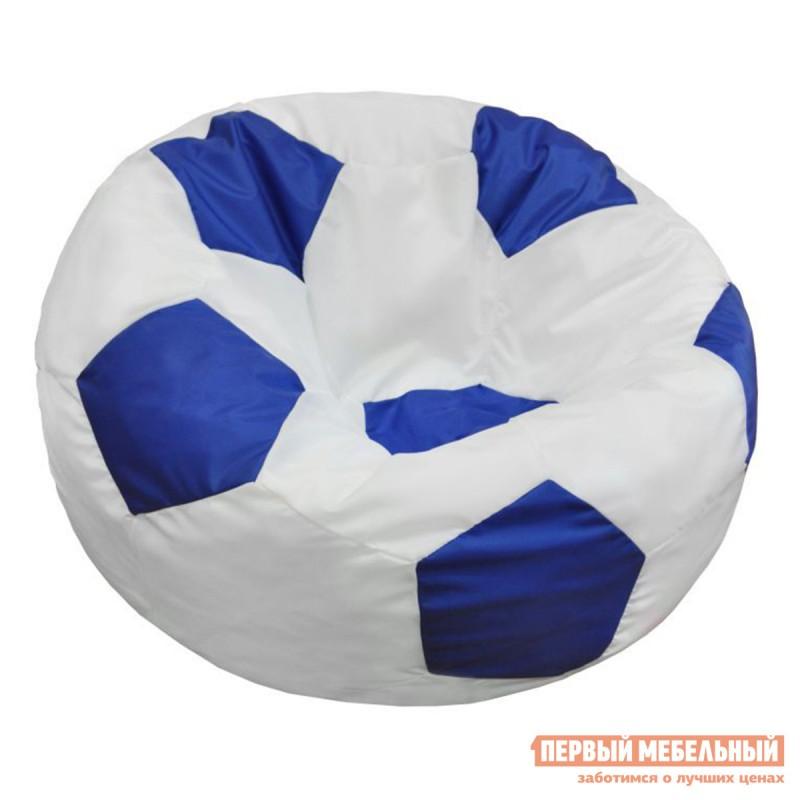 Кресло-мешок  Кресло-мешок Мяч Бело-синий