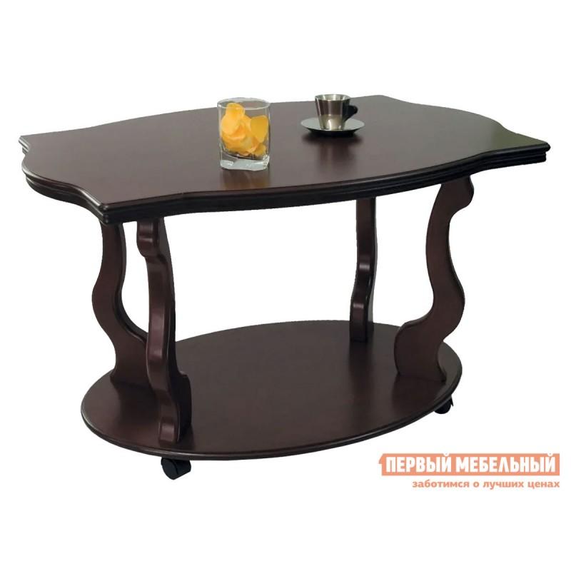 Журнальный столик  Берже-3 Темно-коричневый