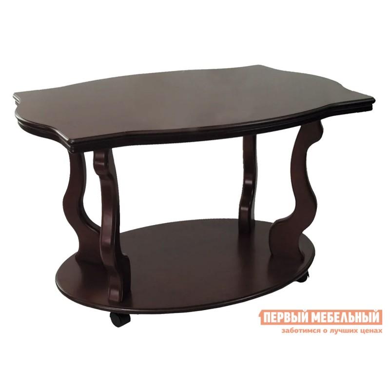 Журнальный столик  Берже-3 Темно-коричневый (фото 2)