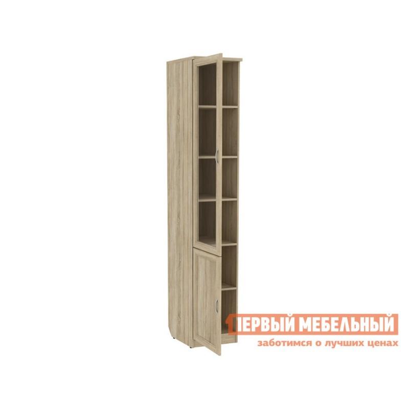 Шкаф-витрина  Мерлен 202 Дуб Сонома (фото 2)