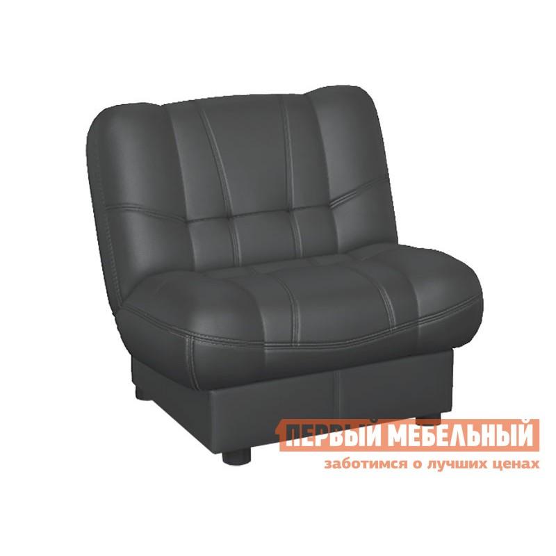 Кресло  Кресло Релакс 860 Антрацит, экокожа