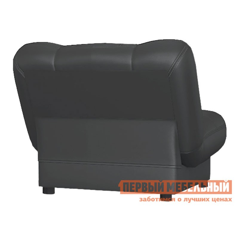 Кресло  Кресло Релакс 860 Антрацит, экокожа (фото 3)