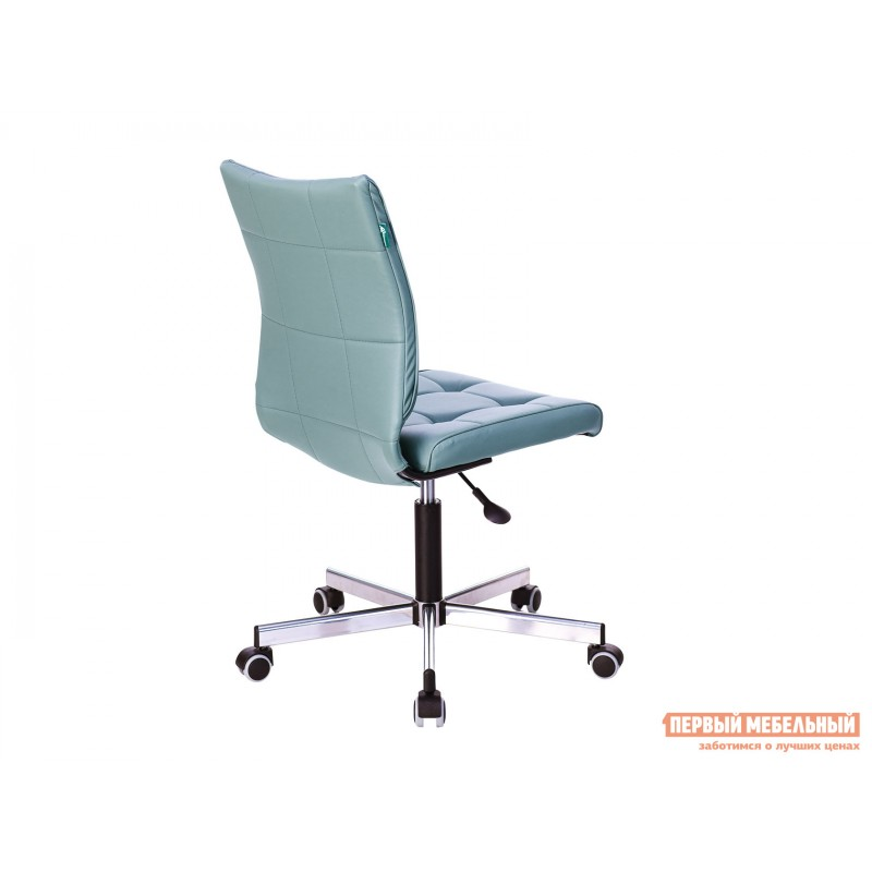 Офисное кресло  CH-330M Серая иск. кожа (фото 4)