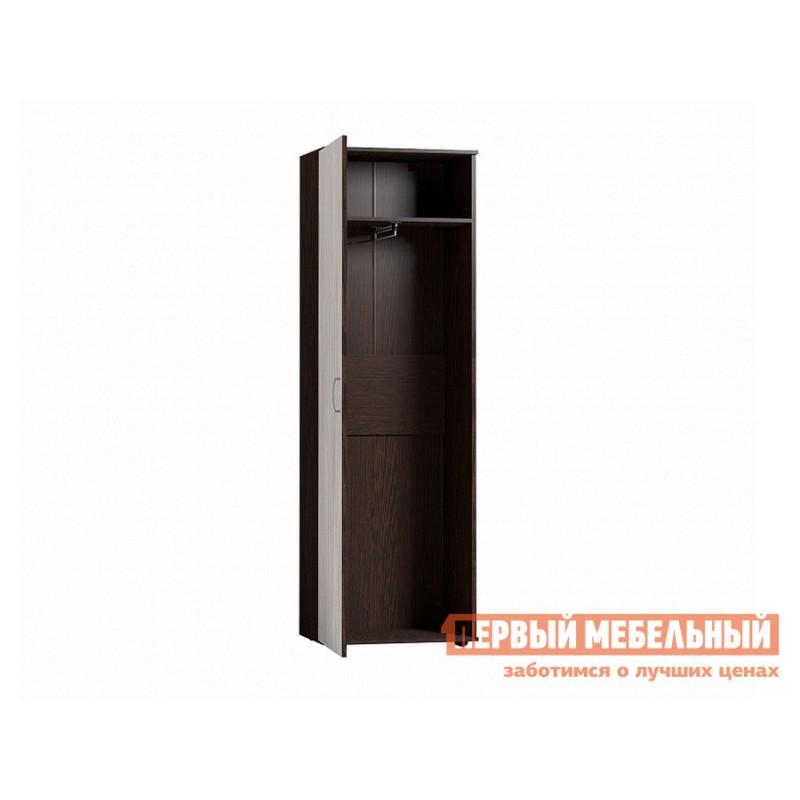 Распашной шкаф  WYSPAA 5 Венге / Бодега светлый (фото 2)