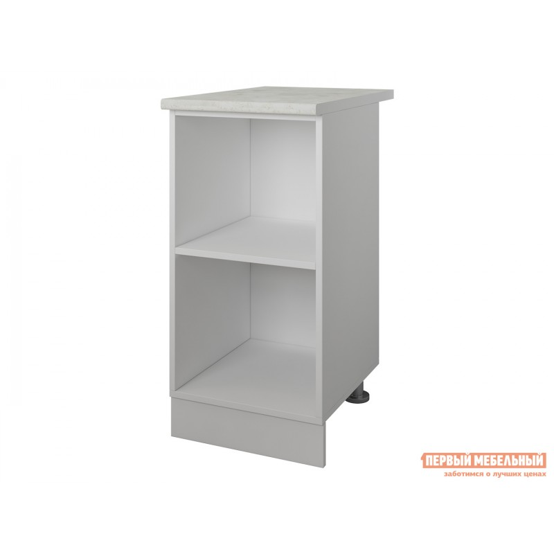 Кухонный модуль  Стол 1 дверь 40 см Палермо Мускат