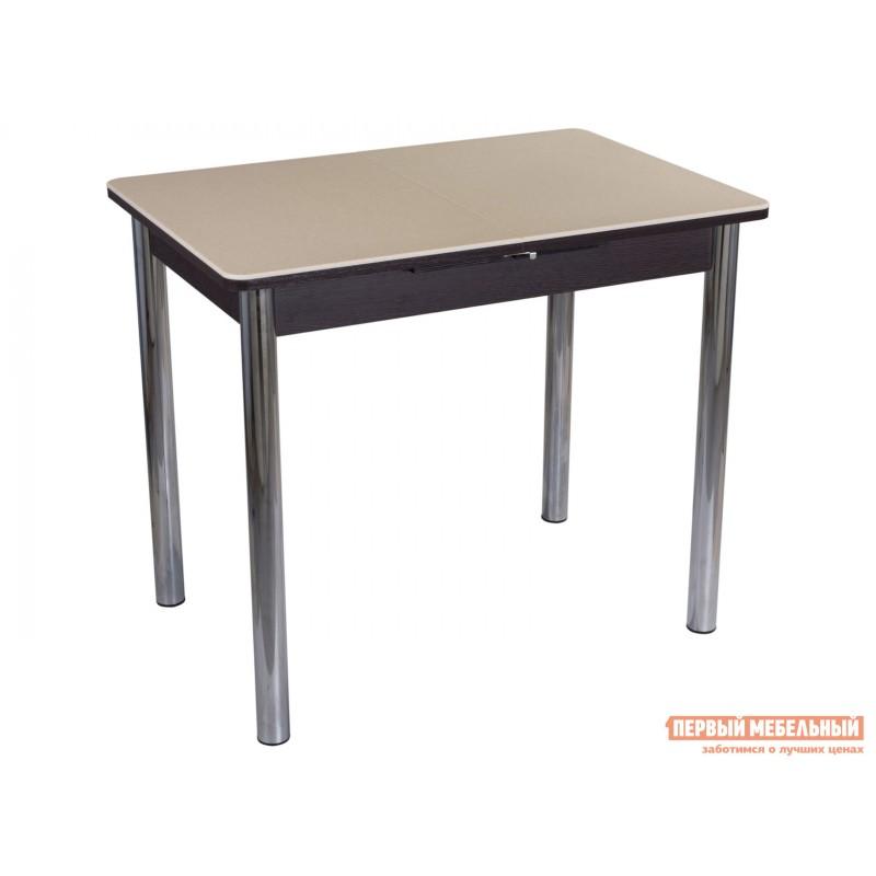 Кухонный стол  Румба ПР-М Бежевый 06 / Венге ВН