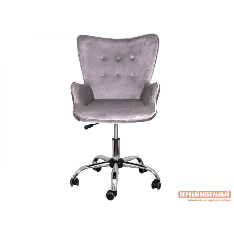 Офисное кресло  Офисное кресло BELLA Серый, велюр