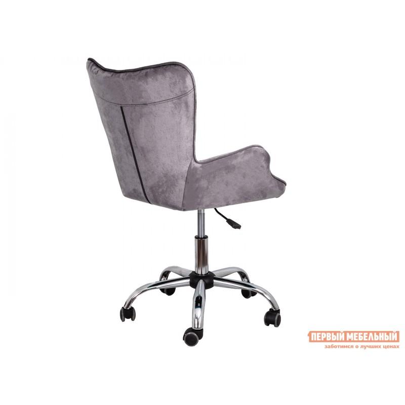 Офисное кресло  Офисное кресло BELLA Серый, велюр (фото 2)