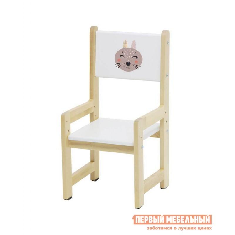 Столик и стульчик  Комплект растущей детской мебели Polini kids Eco 400 SM 68х55 см Лесная сказка (фото 9)