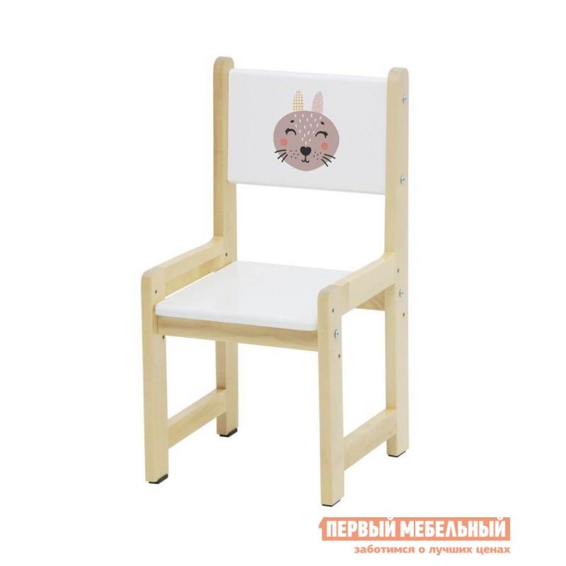 Столик и стульчик  Комплект растущей детской мебели Polini kids Eco 400 SM 68х55 см Лесная сказка (фото 10)