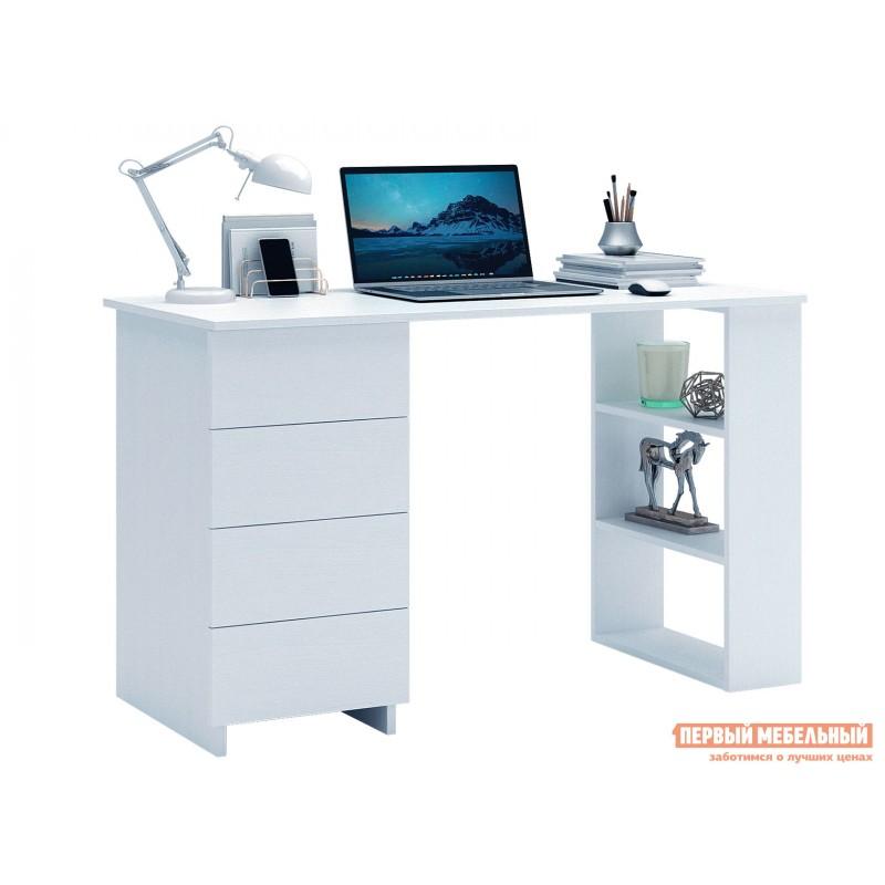 Письменный стол  Уно-5 Белый