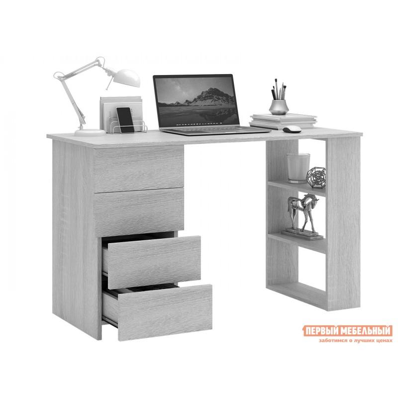 Письменный стол  Уно-5 Белый (фото 2)