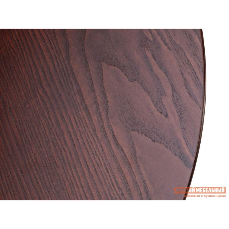 Кухонный стол  Стол Leset Тор круглый Темный орех (фото 3)