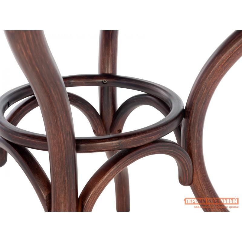 Кухонный стол  Стол Leset Тор круглый Темный орех (фото 4)