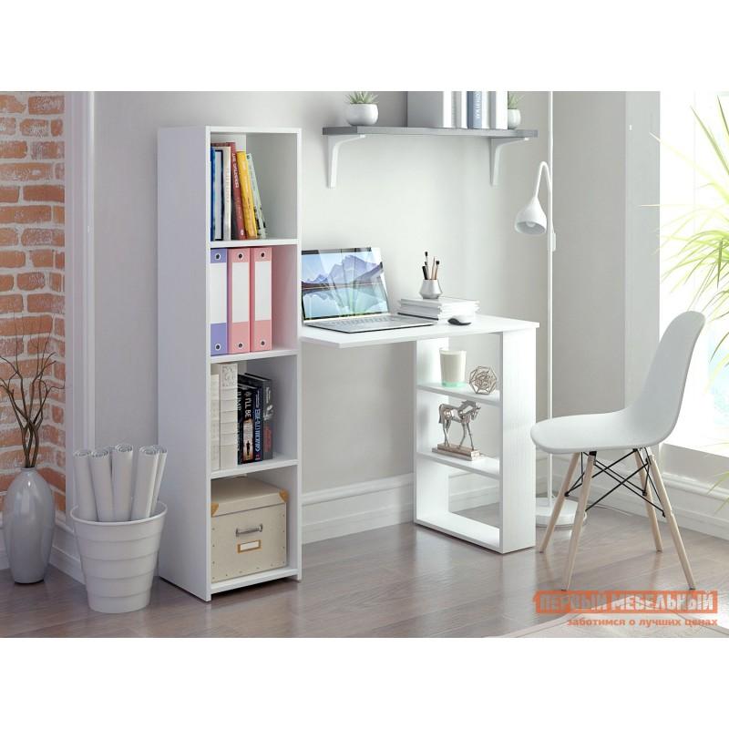 Компьютерный стол  Уно-6 Белый (фото 2)
