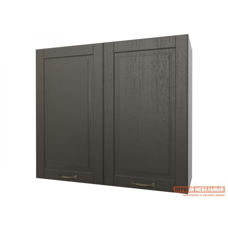 Кухонный модуль  Шкаф 2 двери 80 см Палермо Арабика