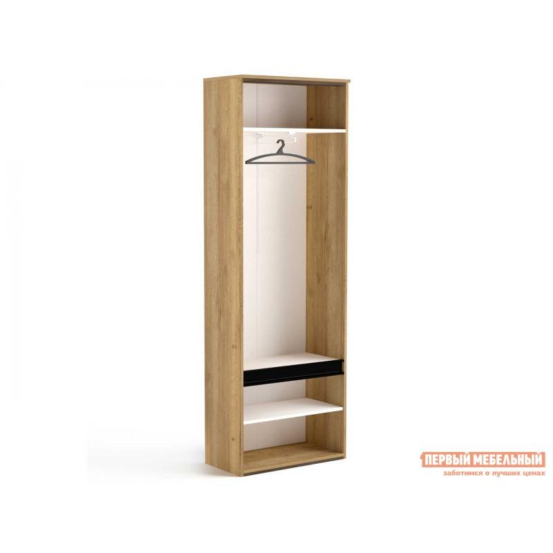 Распашной шкаф  Стреза Шкаф для одежды Дуб Галифакс (фото 2)