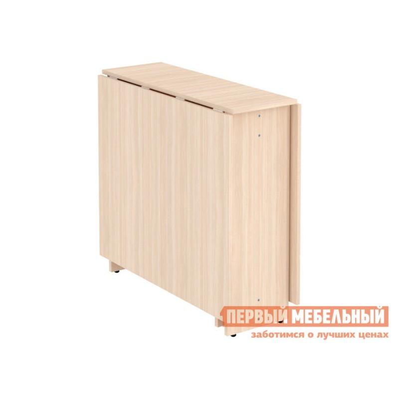 Кухонный стол  Стол-книжка Мерлен С05 Молочный дуб (фото 2)