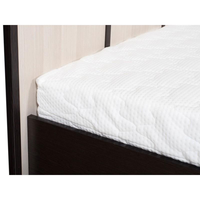 Двуспальная кровать  Кровать Сакура Венге / Лоредо, 160х200 см (фото 5)