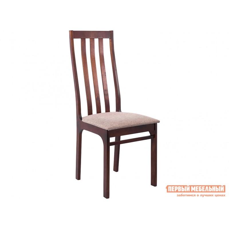 Обеденная группа для столовой и гостиной  Обеденная группа Франц 3 Стол + 4 стула Грецкий орех / Мария Ноче (фото 4)