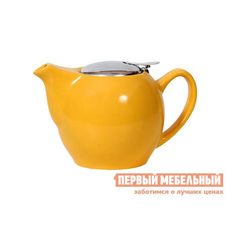 Заварочный чайник  Палитра, 750 мл Желтый