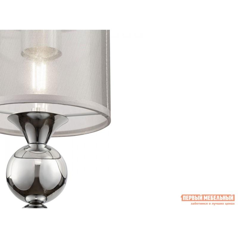 Потолочная люстра  Люстра Лорен FR5093PL-01CH Хром / Прозрачный (фото 2)