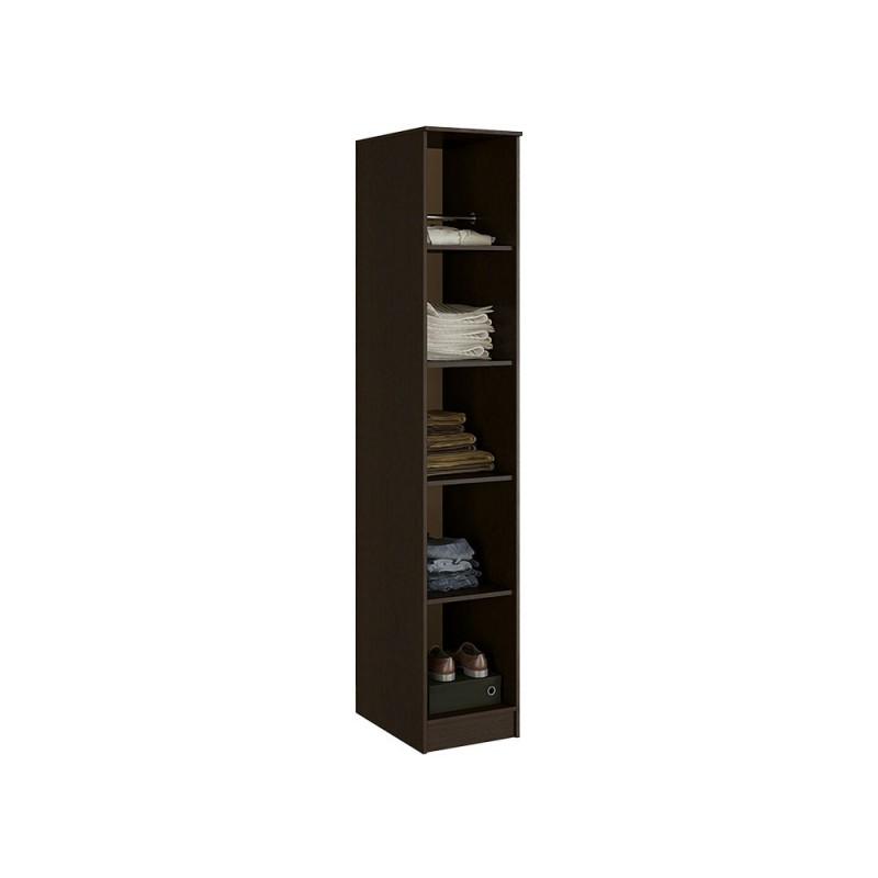 Распашной шкаф  Сакура 1 Венге / Лоредо (фото 2)
