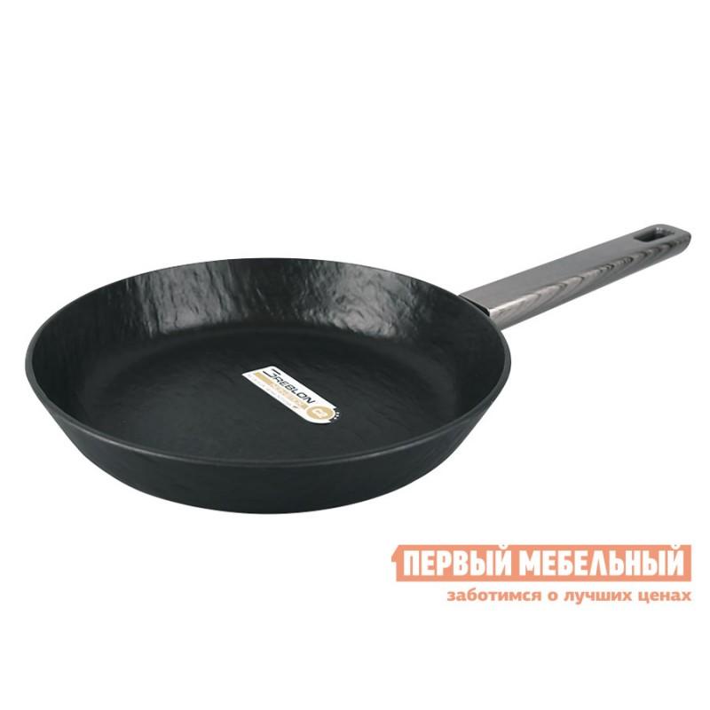 Сковорода  MR-1204-26 Сковор.Maestro антипр.покр.Greblon 26см Черный