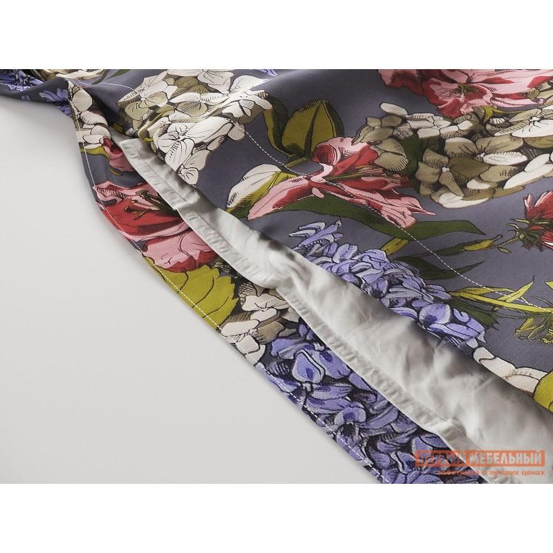 Комплект постельного белья  КПБ Гортензии поплин Гортензии, поплин, Полутороспальный (фото 5)