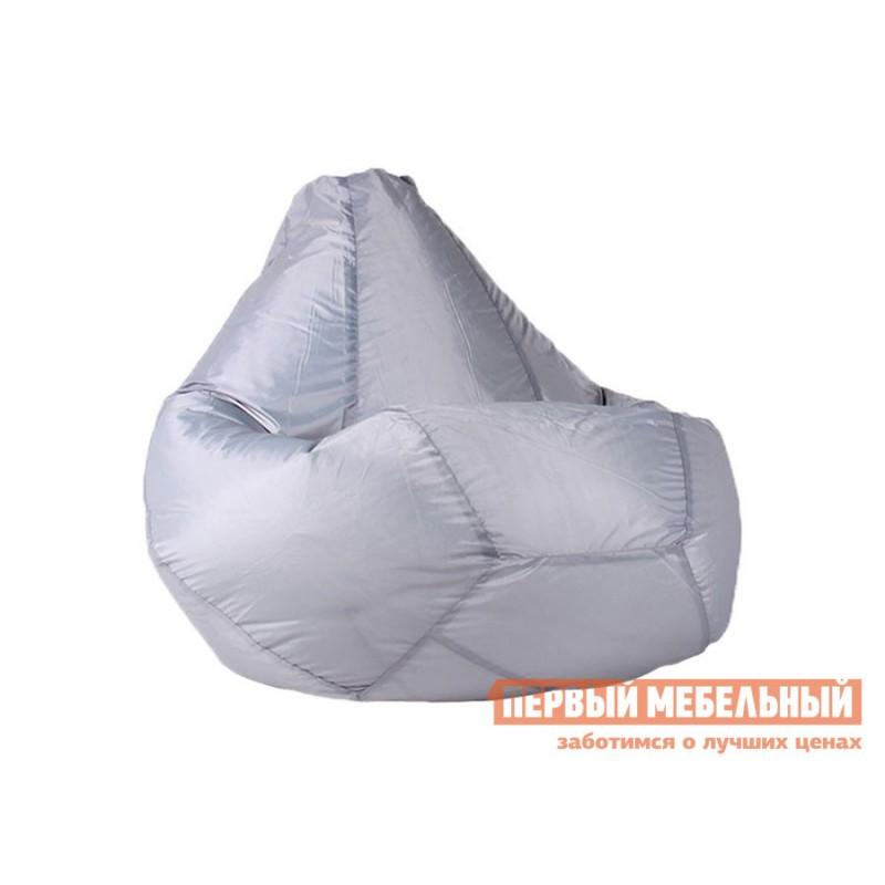 Кресло-мешок  Кресло-мешок Оксфорд Серый, XL