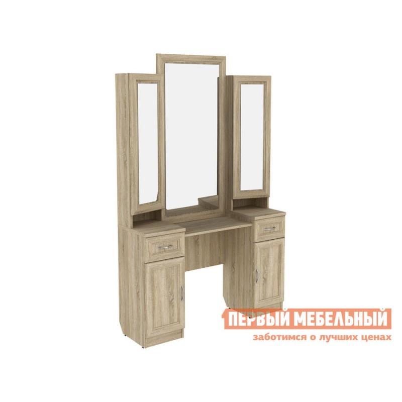 Туалетный столик  Мерлен Дуб Сонома