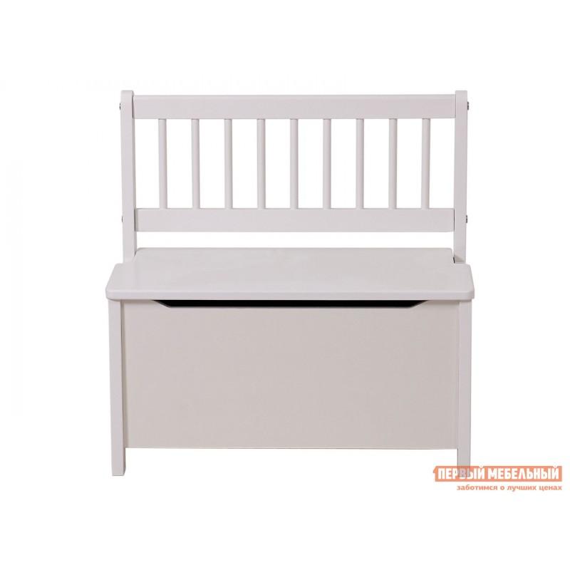 Столик и стульчик  Комплект детской мебели Polini kids Dream 195 M, со скамьей и стульями Белый (фото 5)