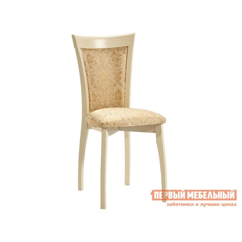 Обеденная группа для столовой и гостиной  Стол Фабрицио + 4 стула Тулон мягких Слоновая кость / Андрис Вензель 160 (фото 2)