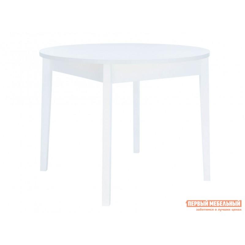Кухонный стол  Стол раздвижной Leset Говард 1P Белый
