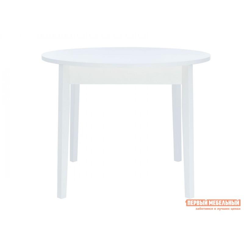 Кухонный стол  Стол раздвижной Leset Говард 1P Белый (фото 2)