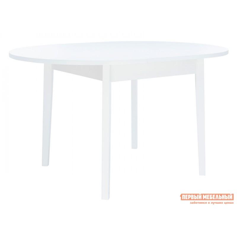 Кухонный стол  Стол раздвижной Leset Говард 1P Белый (фото 3)