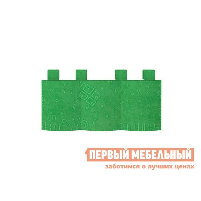 Подушки  Карман 1 Зеленый (флок)