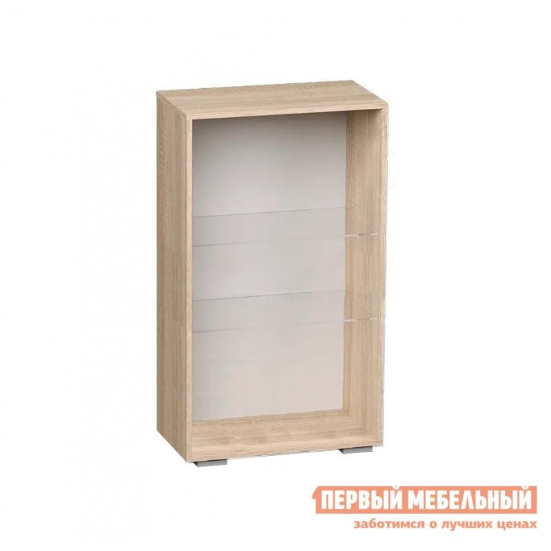 Гостиная  Милан ГС К1 Дуб сонома / Белый глянец (фото 5)