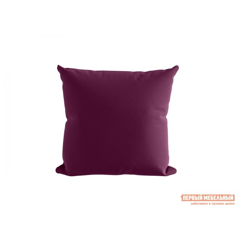 Декоративная подушка  Подушка ШН(24), Размер 45х45 Фиолетовый, блэкаут