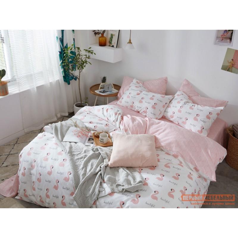 Комплект постельного белья  КПБ сатин 1,5 сп. Д38(1,5) Д38, сатин