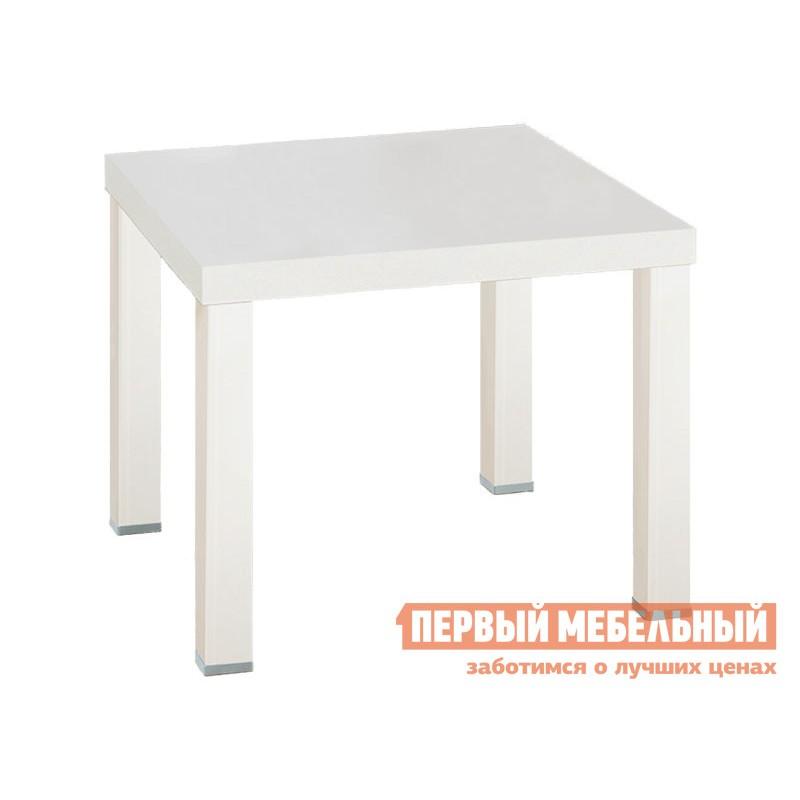 Журнальный столик  Кофейный столик 550 Белый
