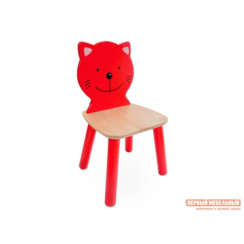 Столик и стульчик  Стул детский Котенок Ольха