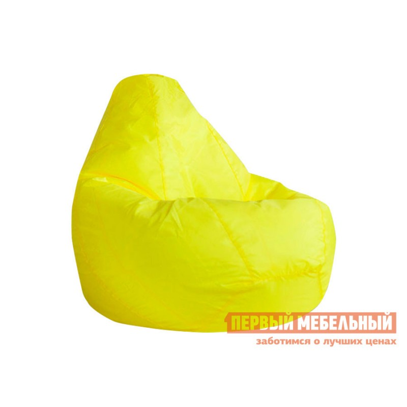 Кресло-мешок  Кресло-мешок Оксфорд Желтый, 2XL