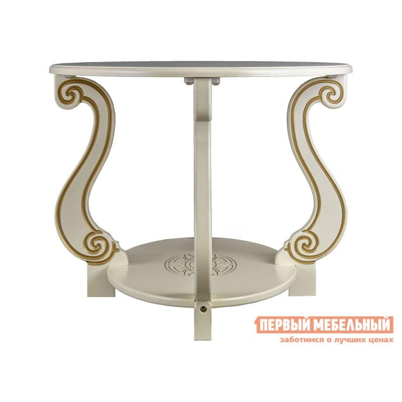 Журнальный столик  Овация (М)  Слоновая кость (фото 3)