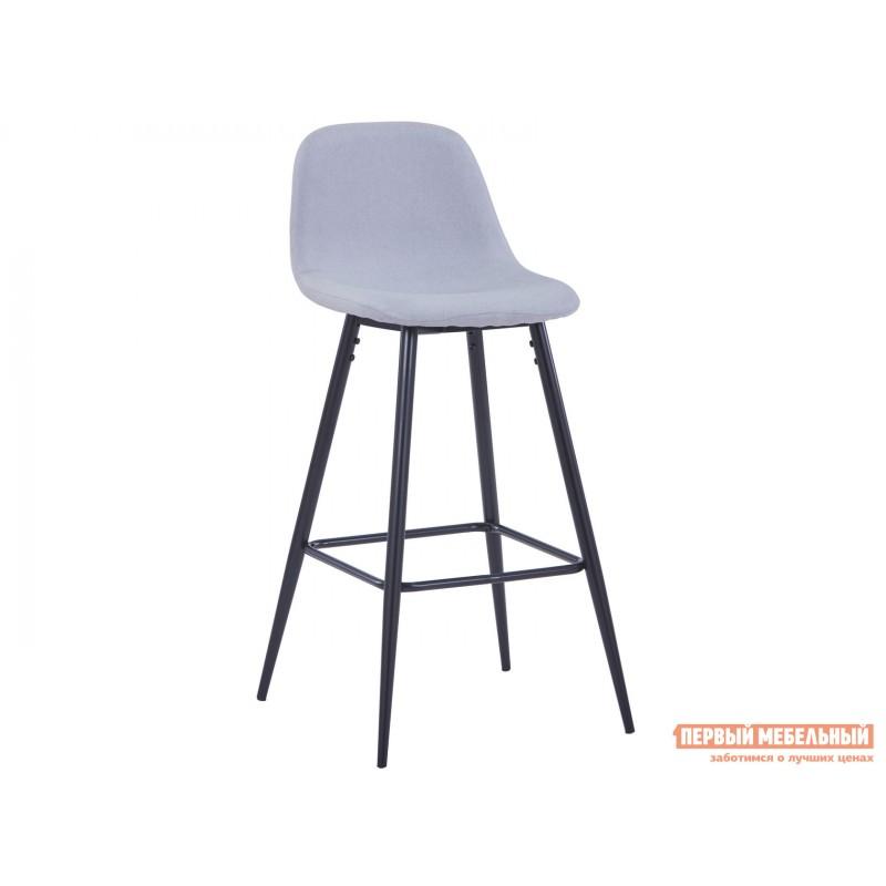 Барный стул  Стул барный Валенсия Светло-серый, рогожка