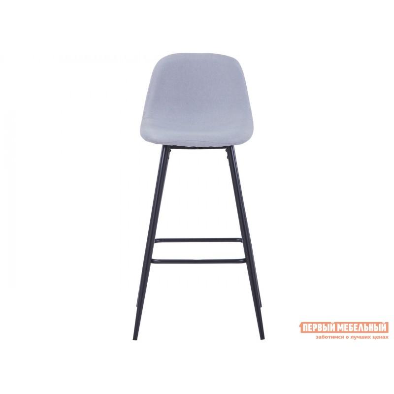 Барный стул  Стул барный Валенсия Светло-серый, рогожка (фото 2)