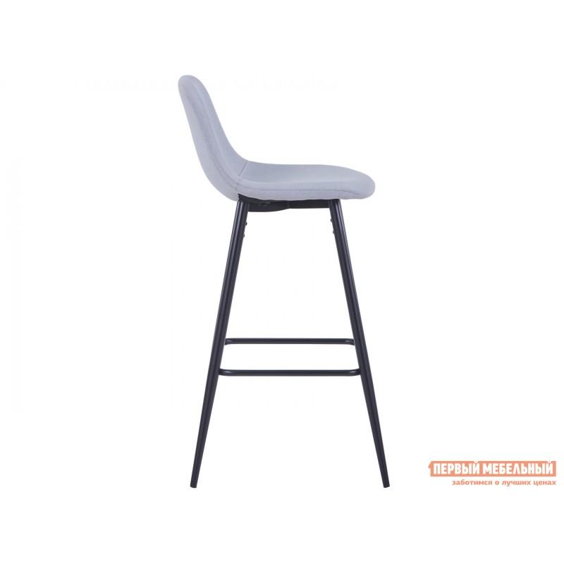 Барный стул  Стул барный Валенсия Светло-серый, рогожка (фото 3)